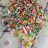 Edible Confetti - Rainbow mix