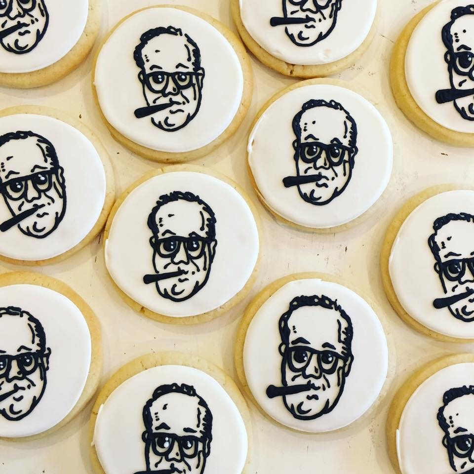 Ciscos logo cookies