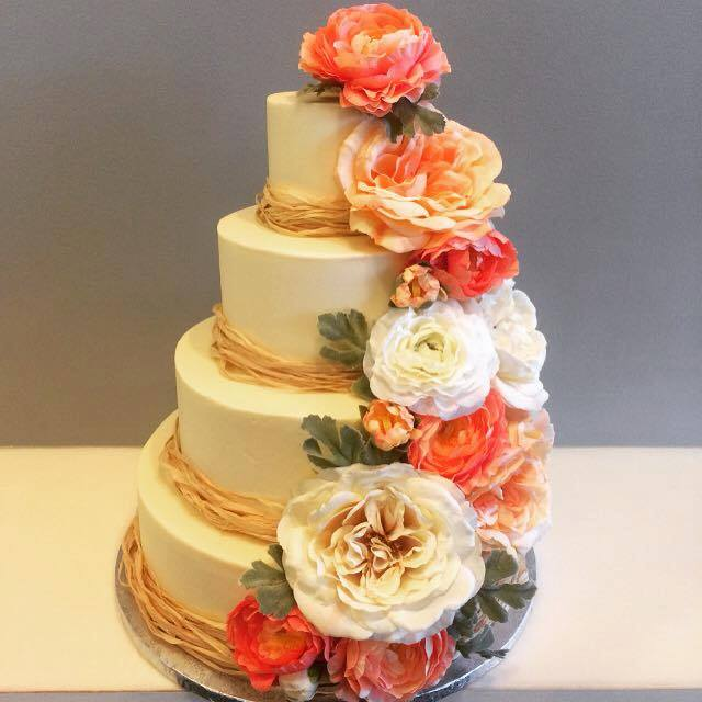 Wedding Cakes - Hayley Cakes and CookiesHayley Cakes and Cookies