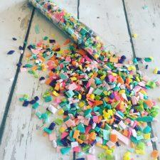 Edible Confetti - Rainbow mix