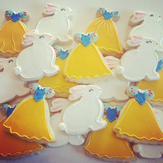 Snow White Cookies