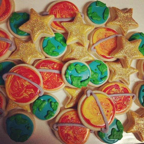 Mni Space Cookies
