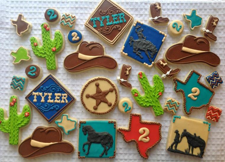 Texas and Cowboy