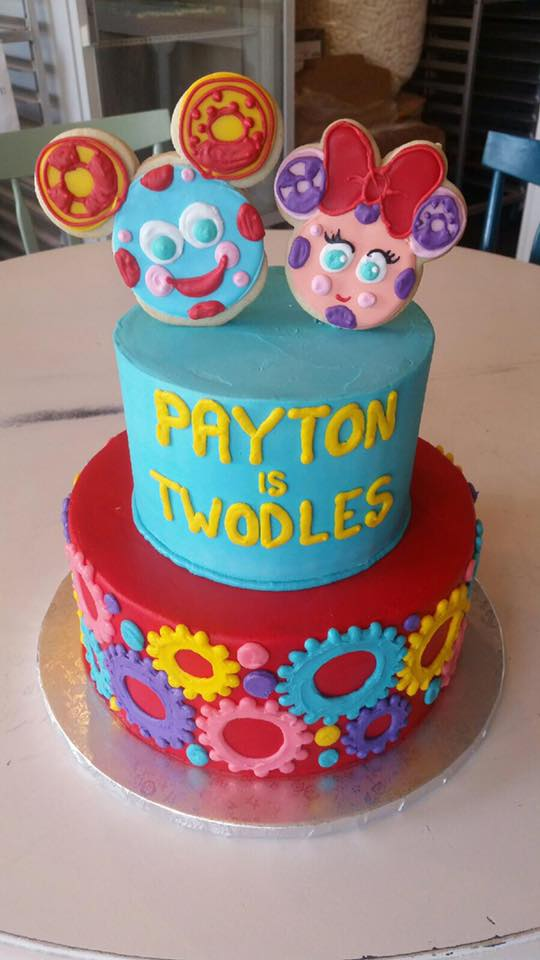 Astonishing Toodles Cake Hayley Cakes And Cookieshayley Cakes And Cookies Funny Birthday Cards Online Alyptdamsfinfo