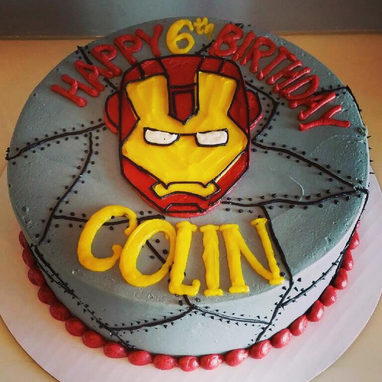 Incredible Iron Man Cake Hayley Cakes And Cookieshayley Cakes And Cookies Personalised Birthday Cards Akebfashionlily Jamesorg