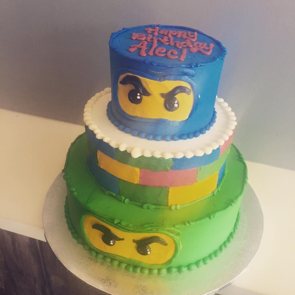 Swell Ninjago Birthday Cake Hayley Cakes And Cookieshayley Cakes And Funny Birthday Cards Online Inifofree Goldxyz