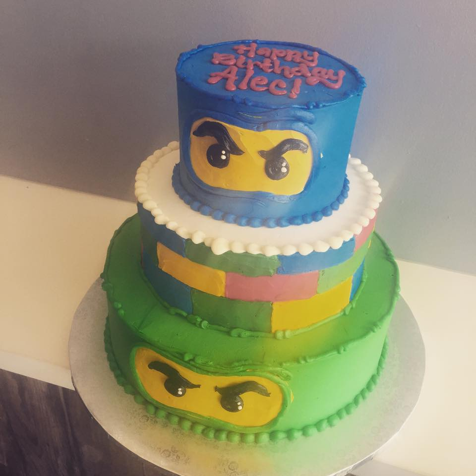 Fine Ninjago Birthday Cake Hayley Cakes And Cookieshayley Cakes And Funny Birthday Cards Online Alyptdamsfinfo
