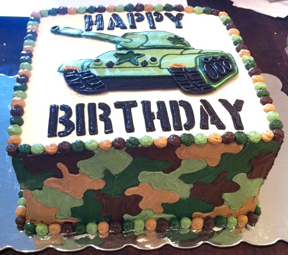 Super Camo Army Tank Cake Hayley Cakes And Cookieshayley Cakes And Cookies Birthday Cards Printable Riciscafe Filternl