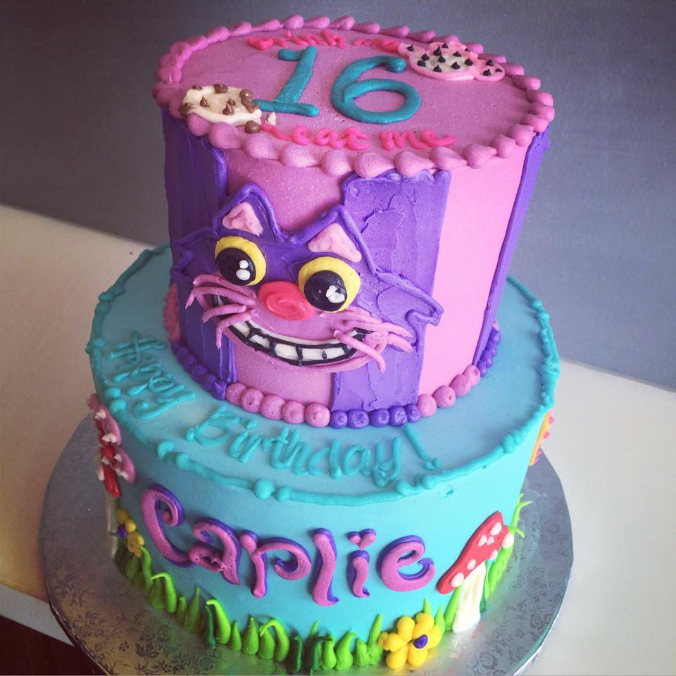 Alice In Wonderland Cake Hayley Cakes And Cookieshayley Cakes And