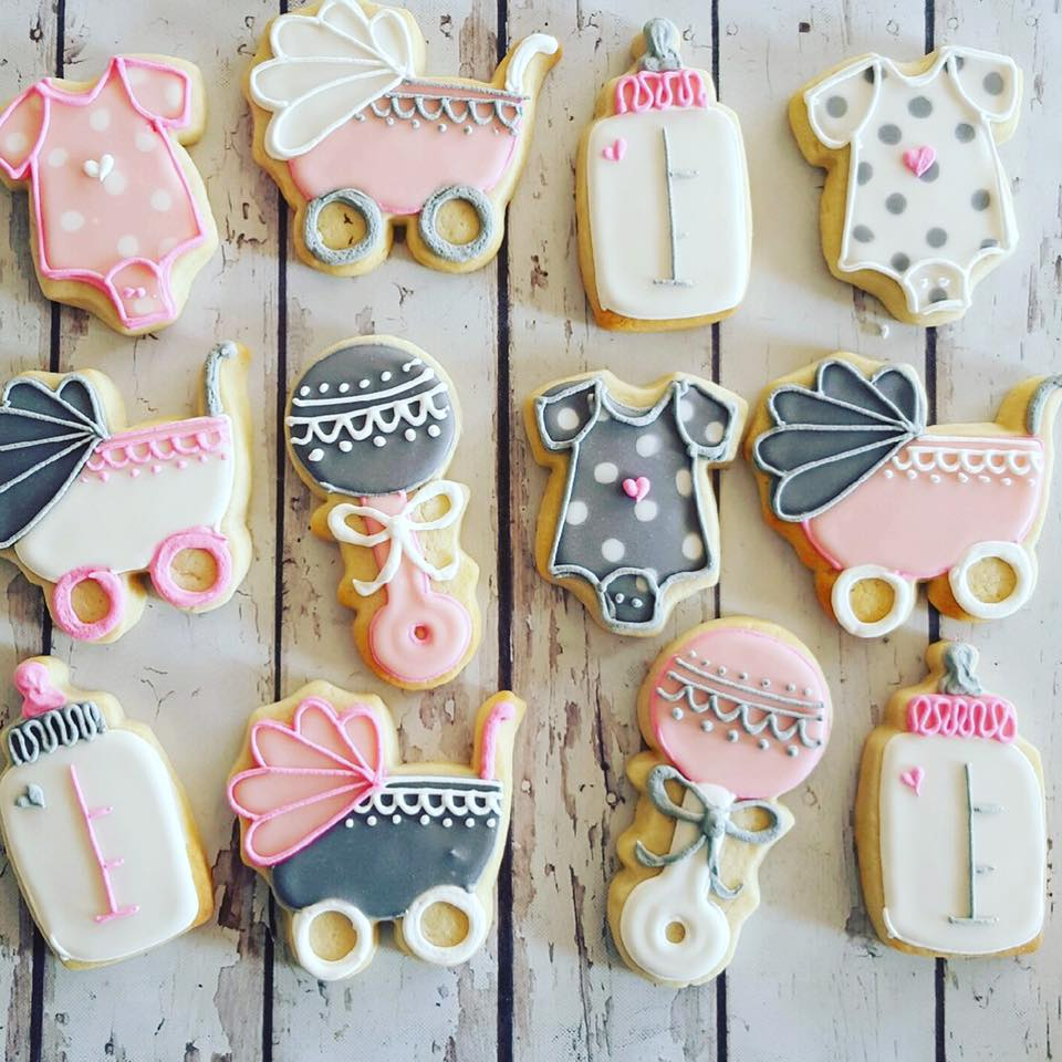Great ... Baby Shower Cookies. Check Availability