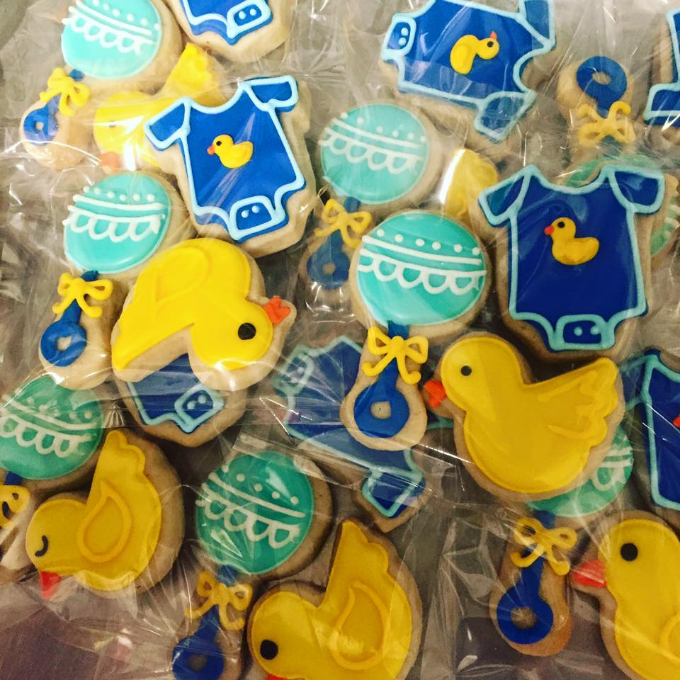 ... ducky baby shower cookies. Check Availability