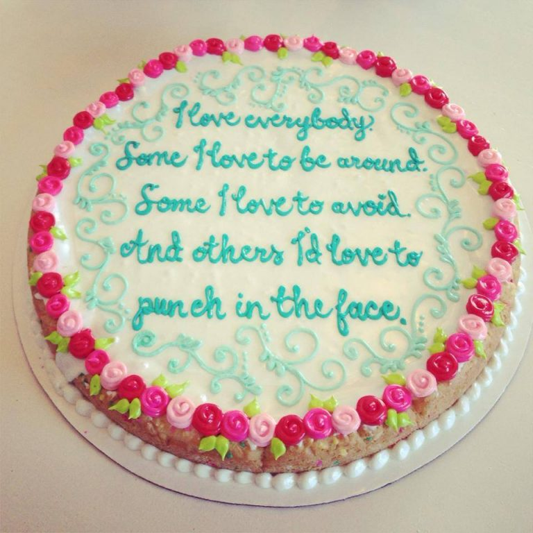 Funny Quote Archives Hayley Cakes And Cookieshayley Cakes And Cookies