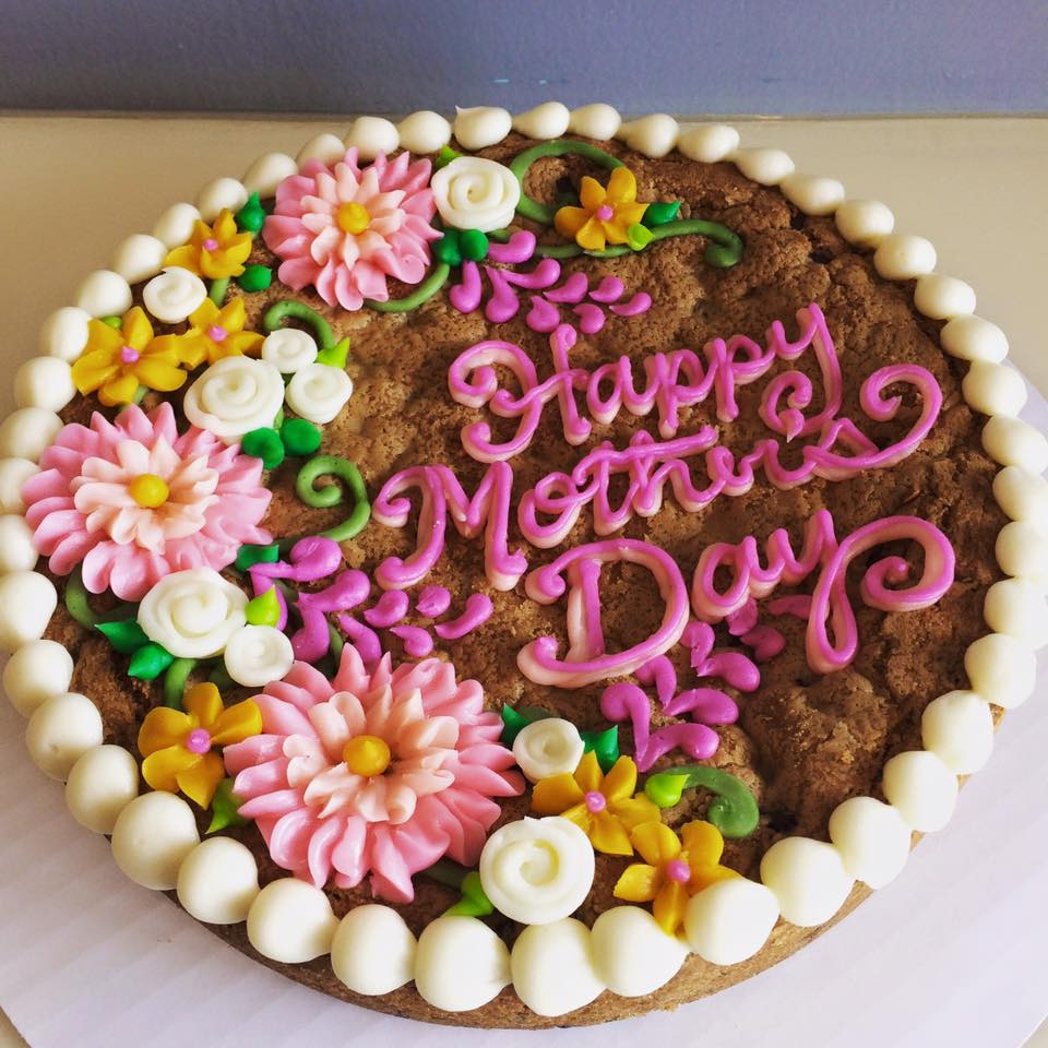 Happy Mothers Day Cake Design