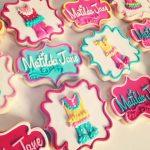 Matilda Jane logo cookies