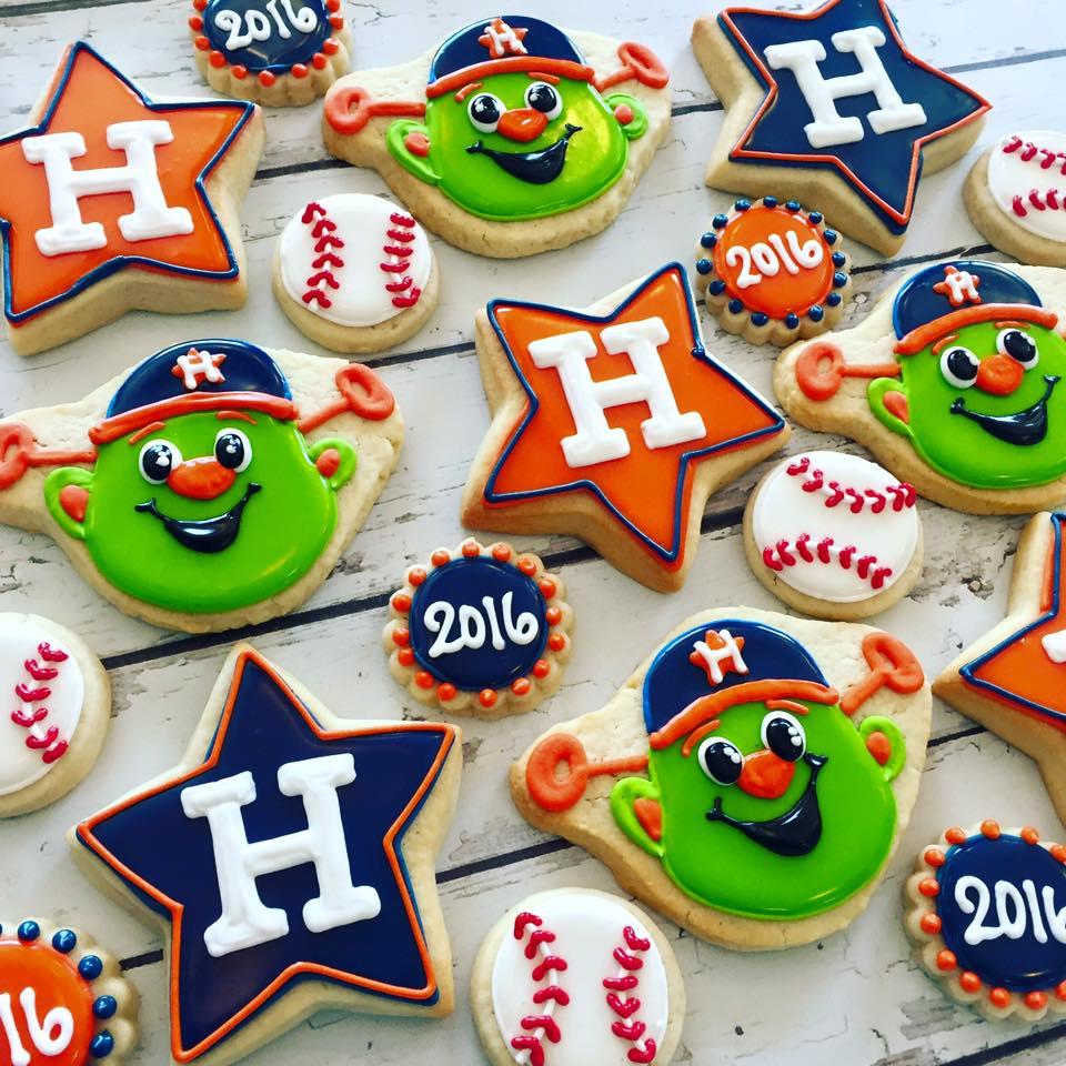 Houston Astros Mascot And Logo