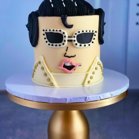 Phenomenal Elvis Presley Archives Hayley Cakes And Cookieshayley Cakes And Birthday Cards Printable Inklcafe Filternl