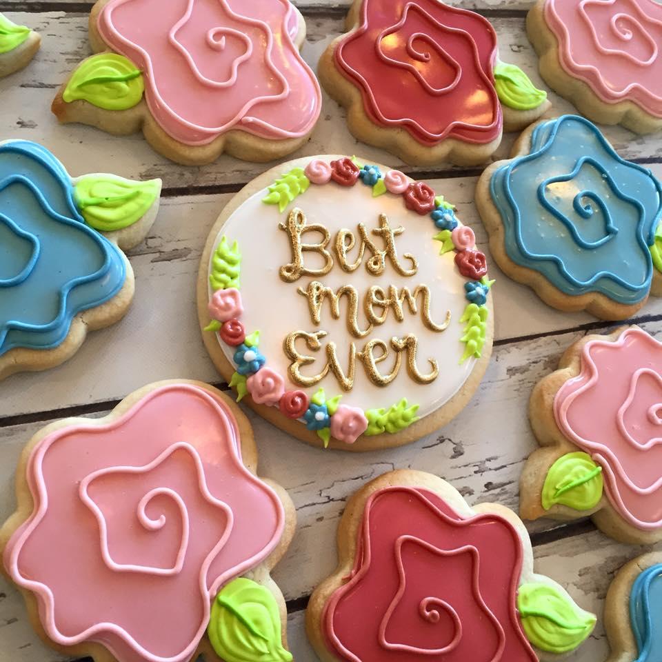 печиво на день матері