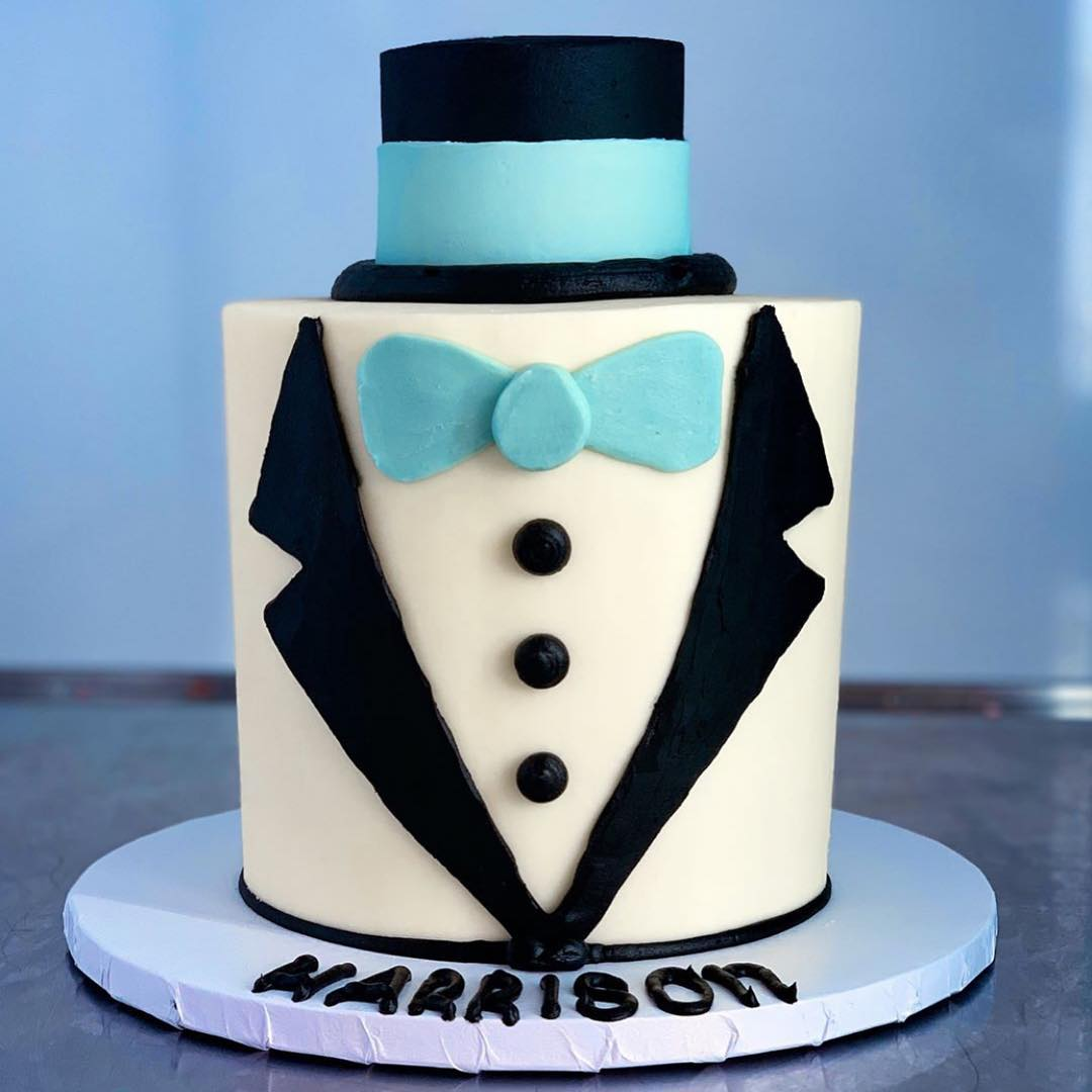 Terrific Dapper Little Man Cake Hayley Cakes And Cookieshayley Cakes And Birthday Cards Printable Trancafe Filternl