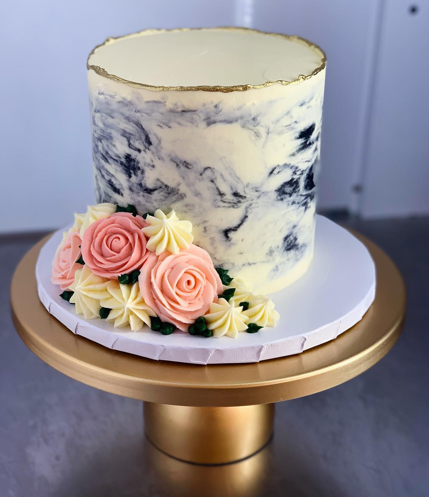 Marbled Chic Cake Hayley Cakes And Cookieshayley Cakes And Cookies