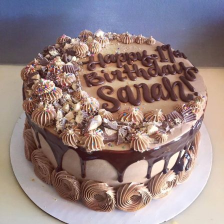 Miraculous Happy 17Th Birthday Sarah Archives Hayley Cakes And Funny Birthday Cards Online Necthendildamsfinfo